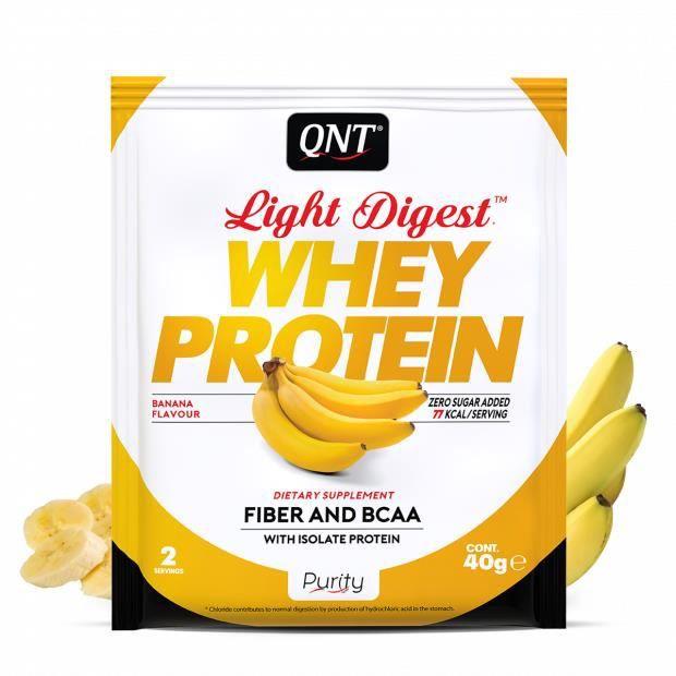 Light Digest Whey Protein Banane 40 g
