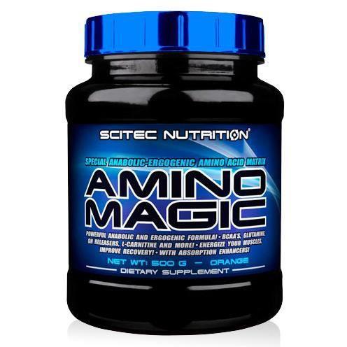 Amino Magic Scitec Nutrition Orange 500g