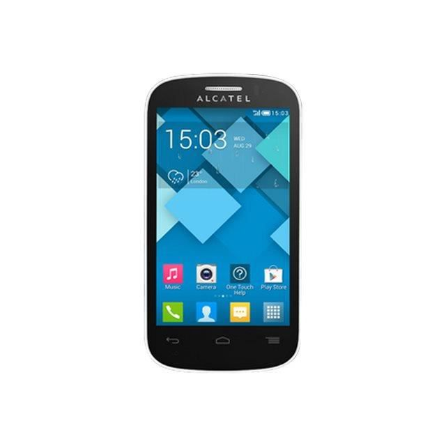 alcatel one touch pop c3 4 4gb noir achat t l phone. Black Bedroom Furniture Sets. Home Design Ideas