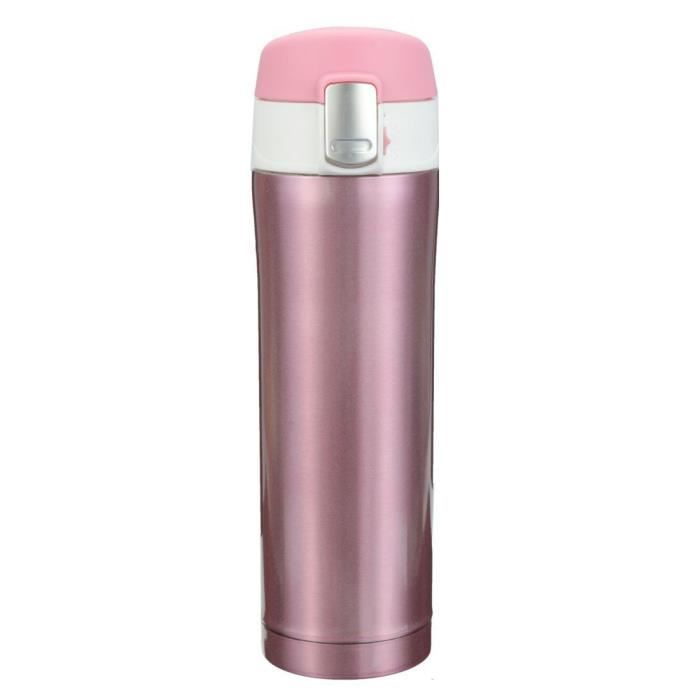 500ml thermos de the mug isotherme d 39 acier inoxydable for Thermos caffe