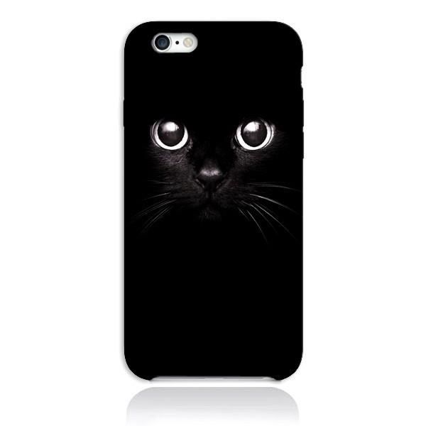 coque iphone 6 chat noir