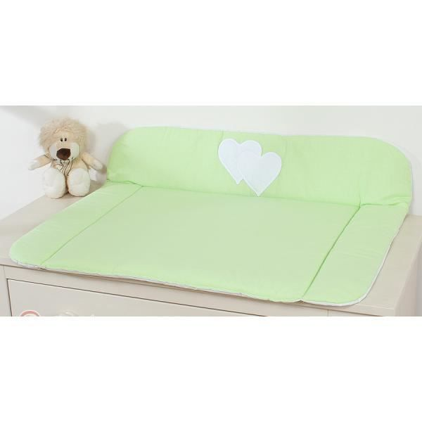 matelas langer en tissu grand format vert c achat vente matelas langer 5908297426693. Black Bedroom Furniture Sets. Home Design Ideas