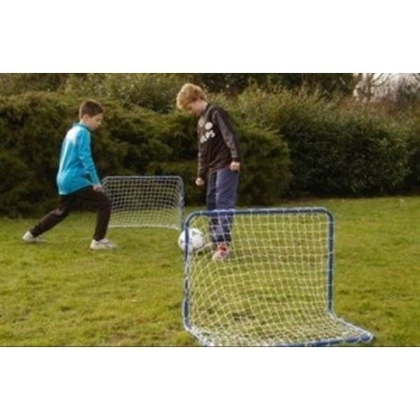 MINI-CAGE DE FOOTBALL LOT DE 2 CAGES MINI BUTS DE FOOT FOOTBALL POUR …