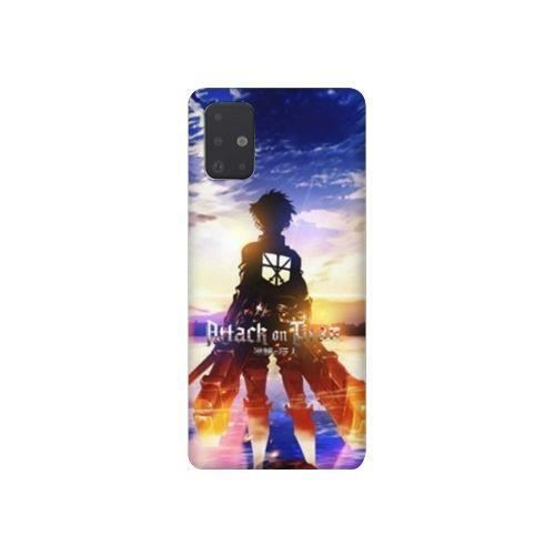 Coque pour Samsung Galaxy A50 Manga One Piece Sunny taille unique