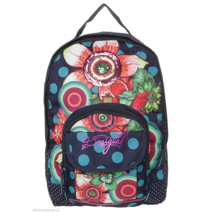 sac cartable enfant desigual melon achat vente sac dos 2009919235693 soldes d t cdiscount. Black Bedroom Furniture Sets. Home Design Ideas