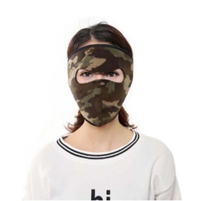 masque anti froid ski