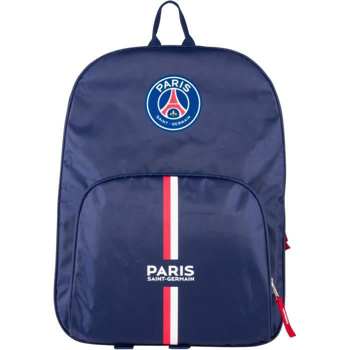 psg sac dos bleu achat vente sac de sport 3660600203187 cdiscount. Black Bedroom Furniture Sets. Home Design Ideas