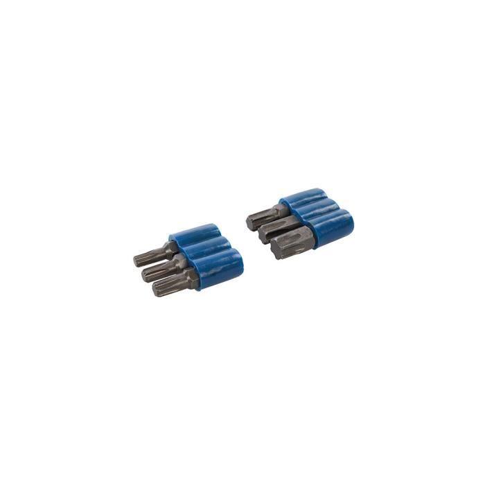 T55 577974 Port gratuit EMBOUTS POUR TOURNEVIS A CHOCS 6 PCS T30