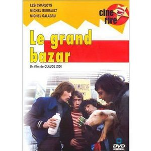 DVD FILM DVD Le grand bazar