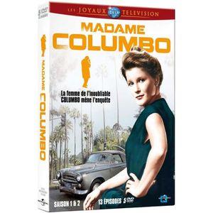 DVD SÉRIE DVD Coffret madame Columbo, saisons 1 et 2