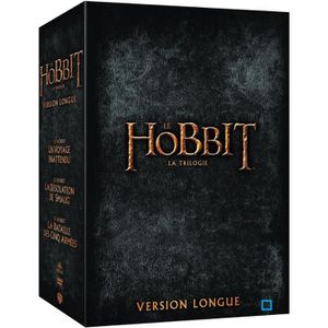 DVD FILM DVD Le Hobbit : La Trilogie (Version longue)