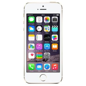 TELEPHONE PORTABLE RECONDITIONNÉ iPhone SE 16go or reconditionné (Garantie 1an)