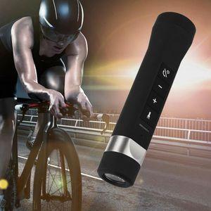 ENCEINTE NOMADE Lampe de poche extérieure torche Bluetooth Power B