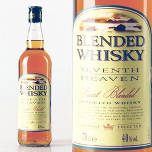 WHISKY BOURBON SCOTCH Whisky Seven Heaven