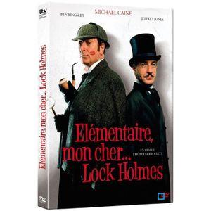 DVD FILM Elémentaire mon cher... Lock Holmes