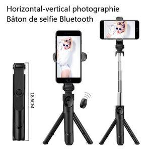 PERCHE - CANNE SELFIE Perche selfie stick telescopique 360 trepied avec