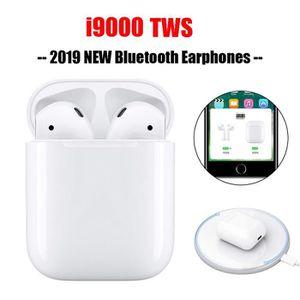 CASQUE - ÉCOUTEURS I9000 TWS Bluetooth Casque Écouteurs Mini Écouteur