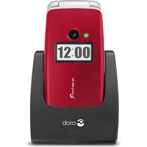 """SMARTPHONE Doro Primo 413, Clapet, SIM unique, 6,1 cm (2.4""""),"""