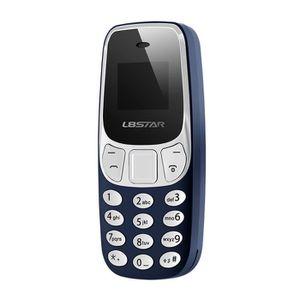 Téléphone portable Mini téléphone portable double basse composeur Blu