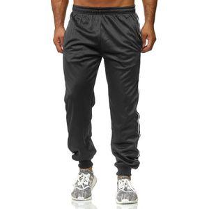 PANTALON Hommes Pantalon de Survêtement Bandeau Course Réfl