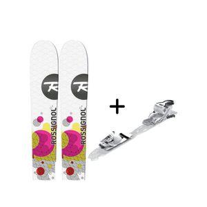 SKI Skis Trixie + Fixations Xpress W 10