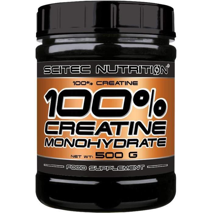 100% Creatine Monohydrate- 500 g[1077]