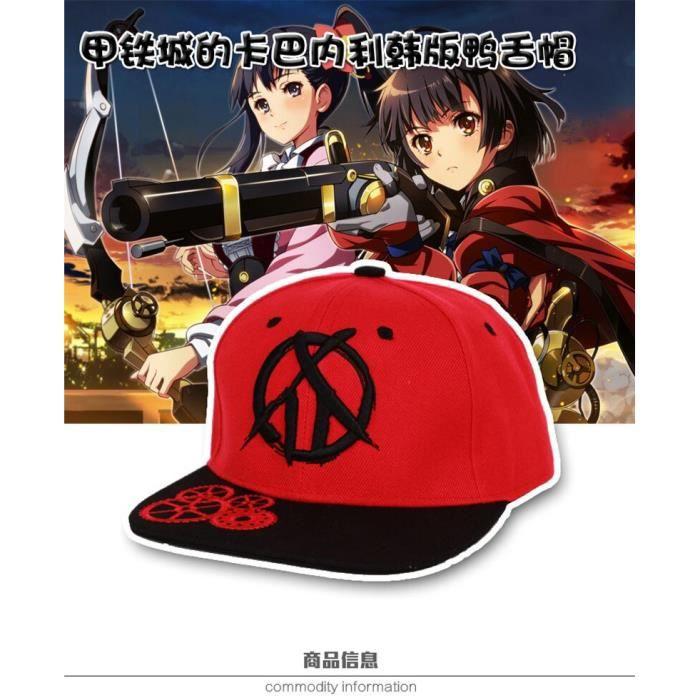 Une pièce Anime Tony Tony Chopper casquettes de Baseball Tokyo Ghoul Hip Hop chapeaux hommes femmes Koutetsujou Adjustable