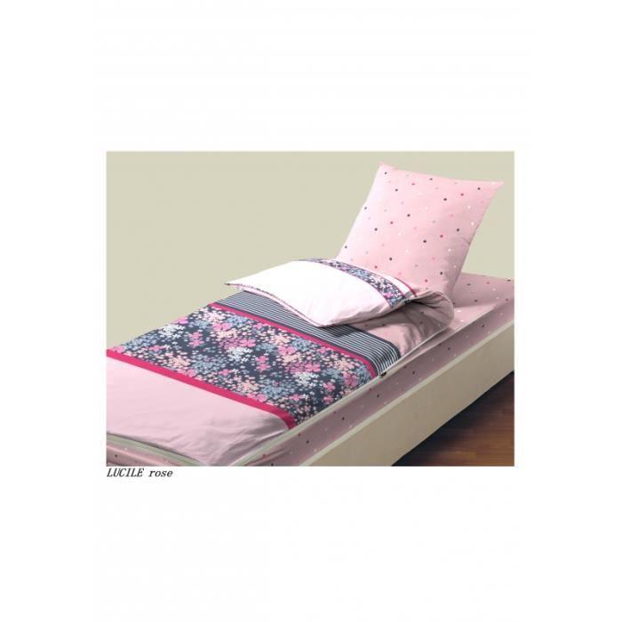 Kit de couchage caradou pour lit 1 place Lucile