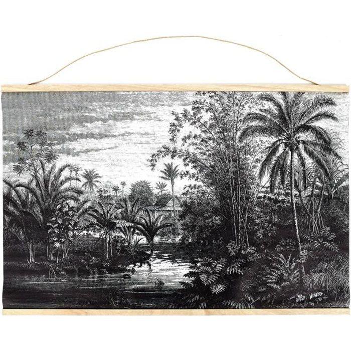 Déco murale textile