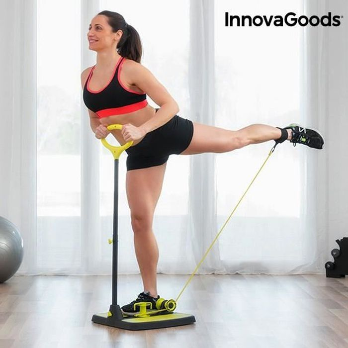 Plateforme rotatif de fitness démontable - Appareil de musculation et fitness