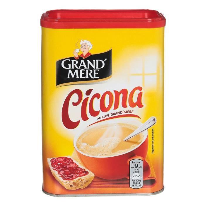 GRAND' MERE Café chicorée - 250 g