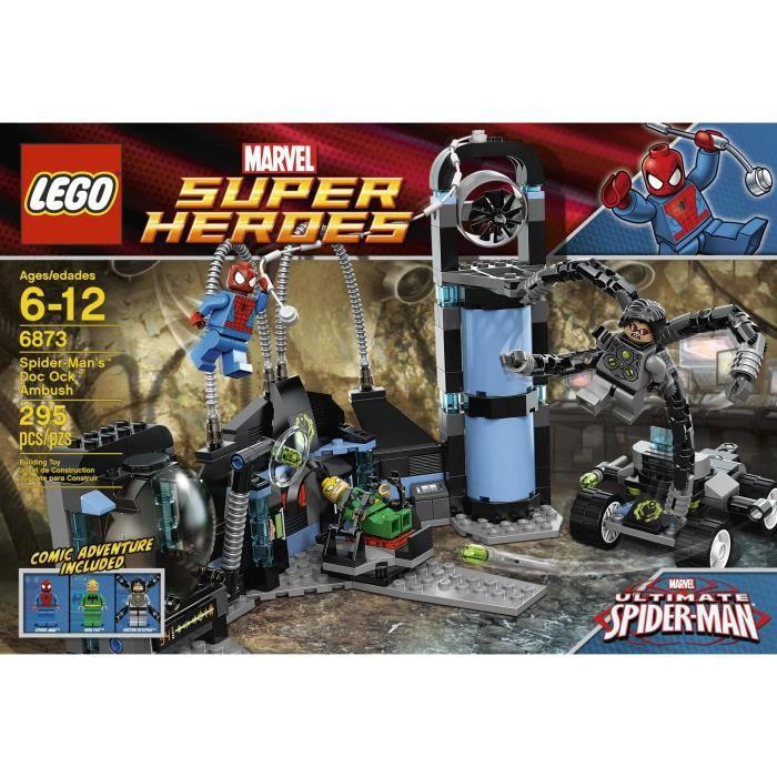 LEGO® Super Heroes- Marvel - 6873 - Spider-Man[TM]