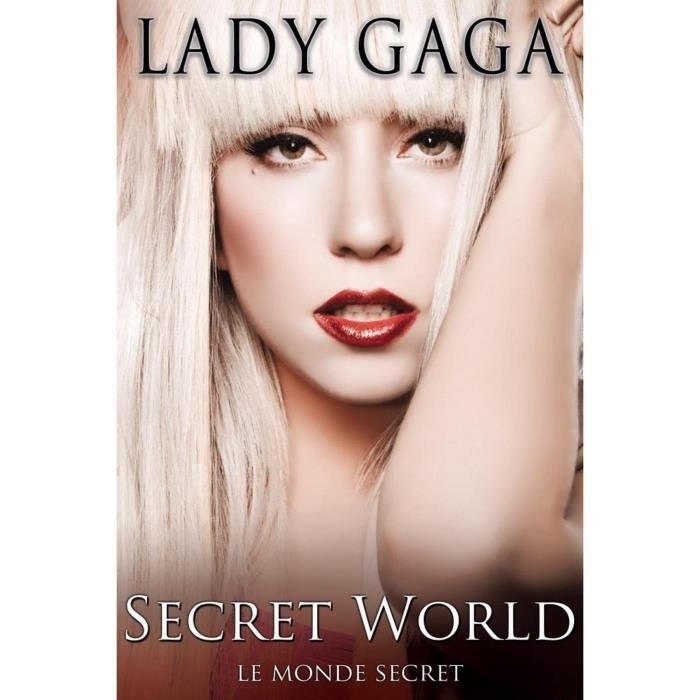 M6 Vidéo Lady Gaga : Secret World - 0888837209694