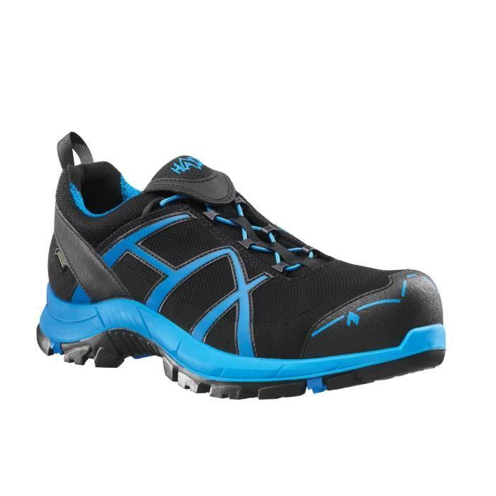 Chaussures de sécurité Aigle Noir sécurité 40 Faible Noir - bleu 3GG91E Taille-41