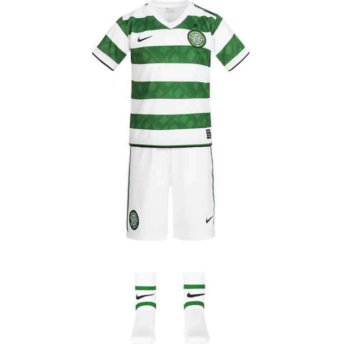 Minikit Maillot Enfant Football Nike Celtic FC