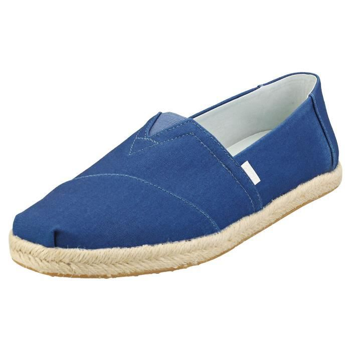 Chaussures - Toms - Classic Rope - Homme - Indigo
