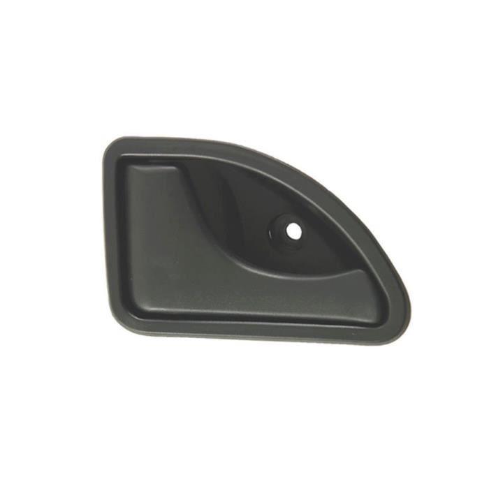 Poignée de porte poignée poignée intérieur noir avant gauche pour RENAULT Kangoo Express I