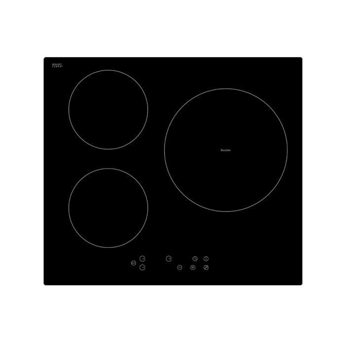 Meister mc it642l table induction 3 foyers achat - Table induction 3 foyers ...