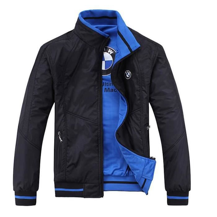bmw veste homme manteau homme jacket photo achat vente blouson black friday le 24 11 cdiscount. Black Bedroom Furniture Sets. Home Design Ideas