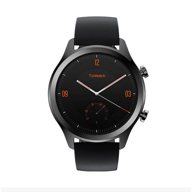 MONTRE CONNECTÉE Ticwatch C2 Montre intelligente / NFC /Suivi de fr