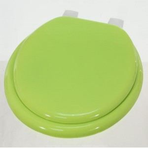 Abattant wc luxe vert anis achat vente abattant wc for Lambris pvc vert anis