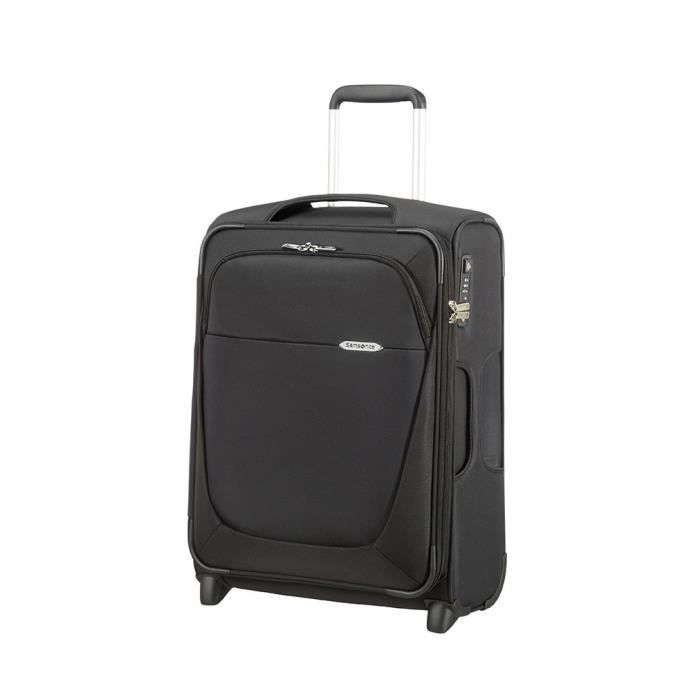 valise samsonite 2 roues noir taille 55cm gamme b lite 3 achat vente valise bagage. Black Bedroom Furniture Sets. Home Design Ideas