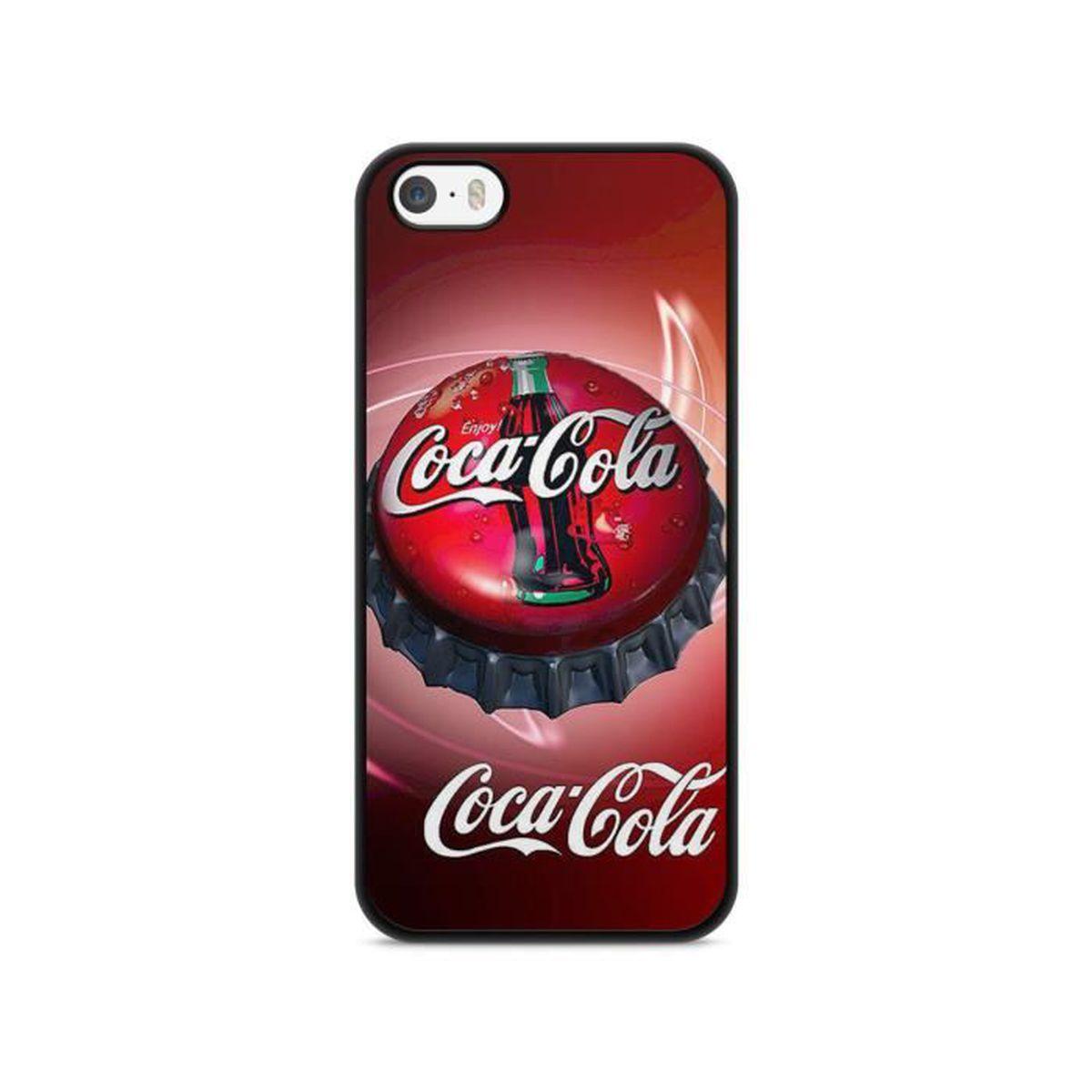 coque iphone 4 4s coca cola boisson cannette har