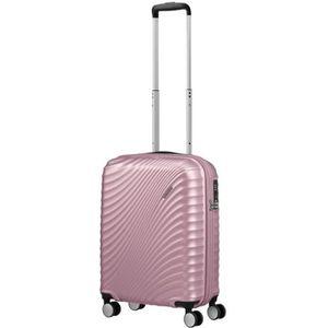 VALISE - BAGAGE Valise AMERICAN TOURISTER JETGLAM Metallic Pink 55