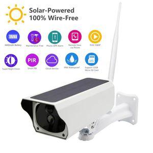 CAMÉRA DE SURVEILLANCE Caméra 2MP Sécurité sans fil Surveillance à distan