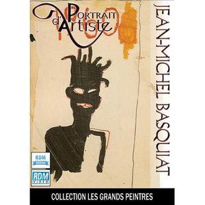 DVD MUSICAL Collection les grands peintres - Jean-Michel Basqu