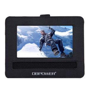 LECTEUR DVD PORTABLE DBPOWER appuie-tête pour voiture, Support de monta