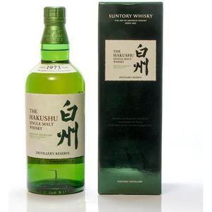 WHISKY BOURBON SCOTCH Whisky japonais Hakushu Distiller's Reserve 43° 70