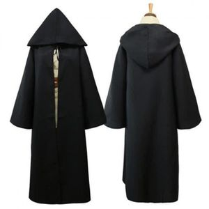 CAPE Version Black - XL - jedi knight - Star Wars Costu