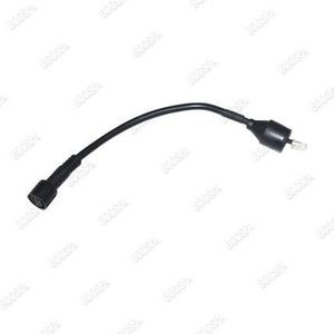BLANC 5 x 4-pol Rallonge 0,5 m Câble Câble De Connexion Pour DEL RGB